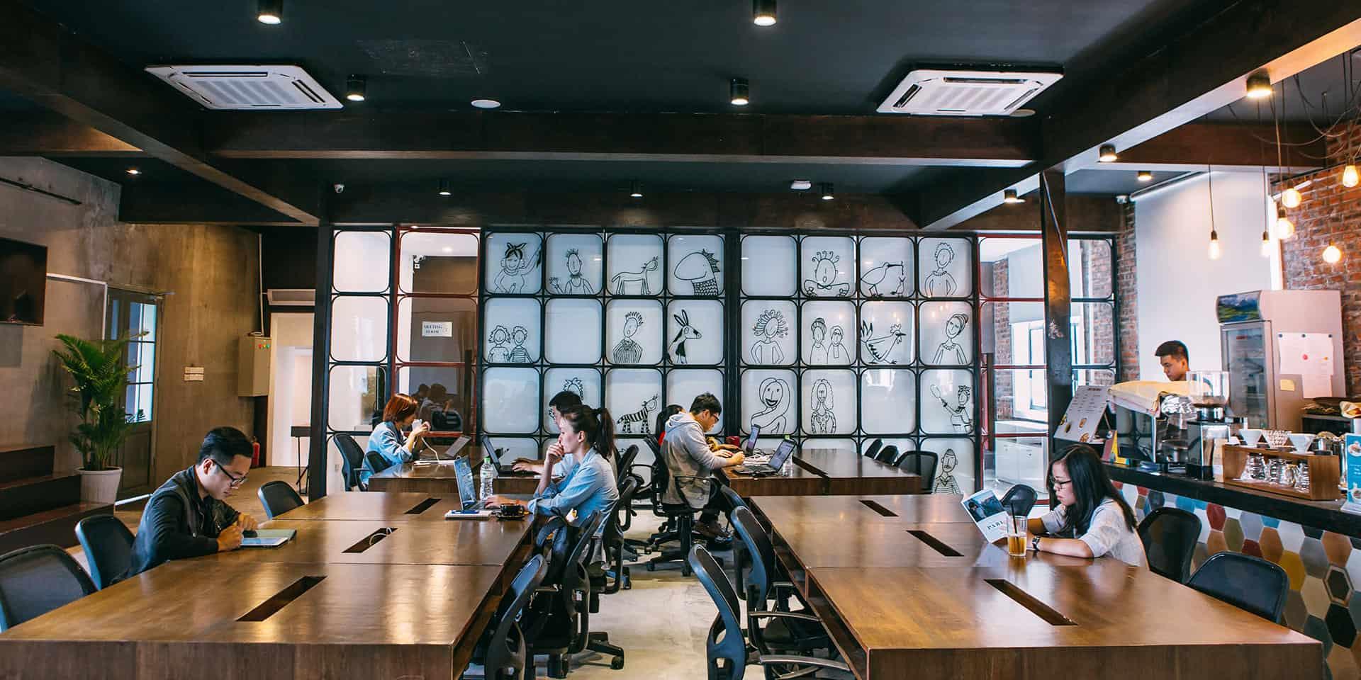 espace de coworking toong hanoi
