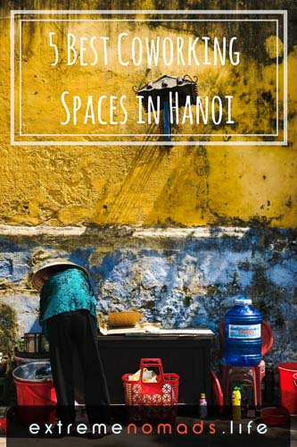 5 Best Coworking Spaces in Hanoi