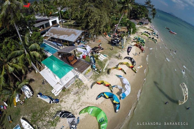 kitesurf school phuket thailand