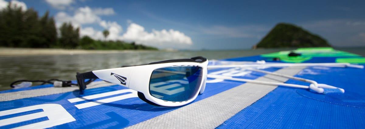les meilleures lunettes de soleil pour les sports nautiques