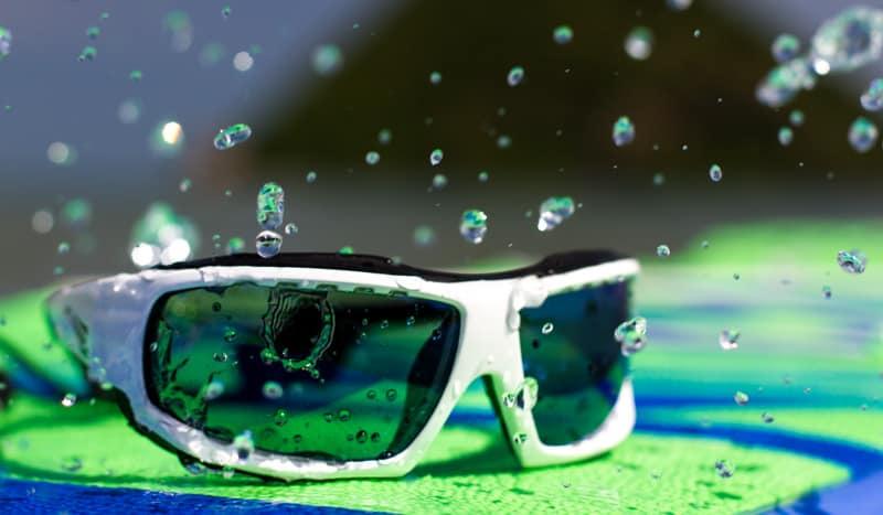 beste zonnebril voor paddle boarding