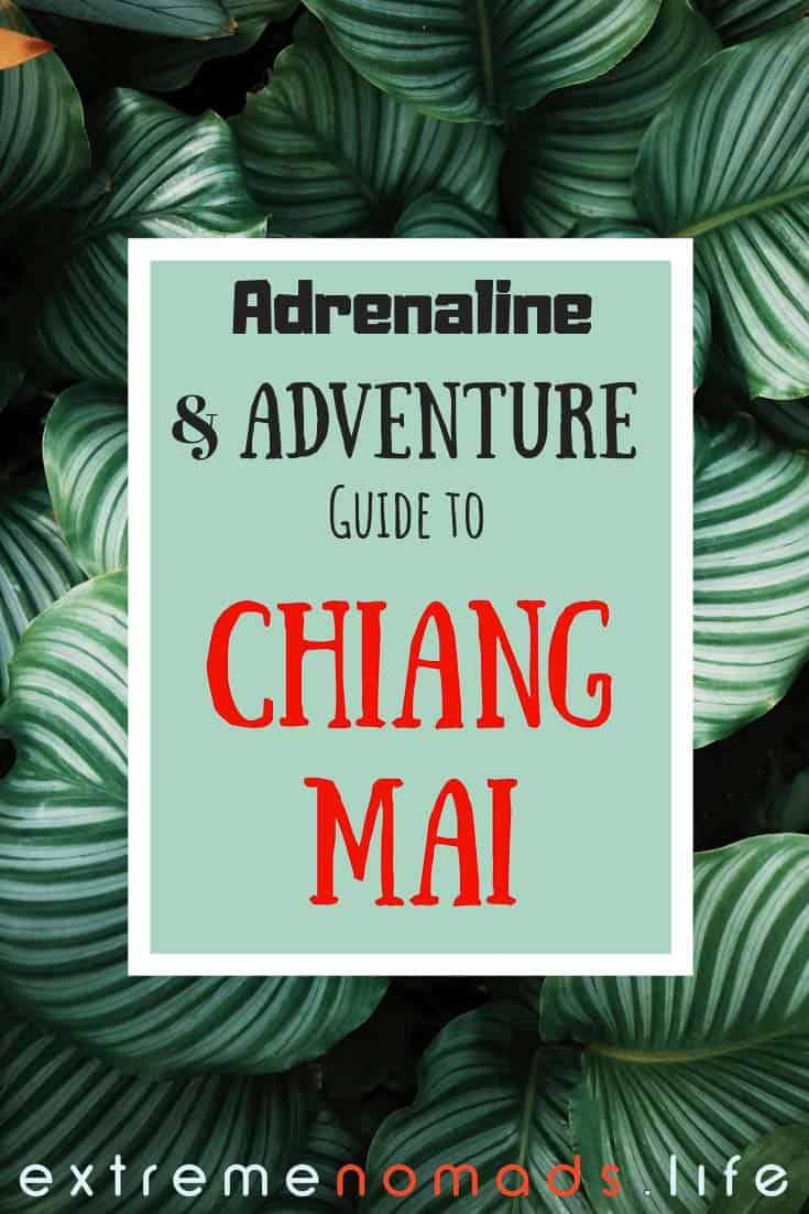 5 Cool Things to do Outdoors in Chiang Mai, Thailand