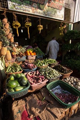 fruits veggies in kalpitiya sri lanka