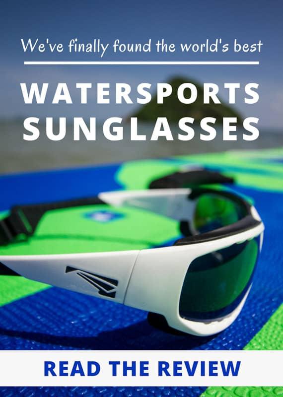 Watersports Sunglasses kitesurfing sailing polarized sunglasses