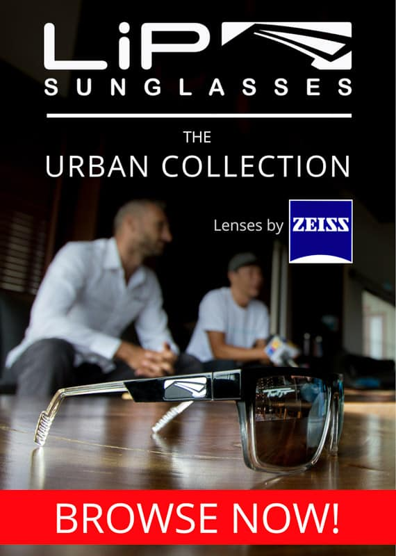 Lip Sunglasses urban collection
