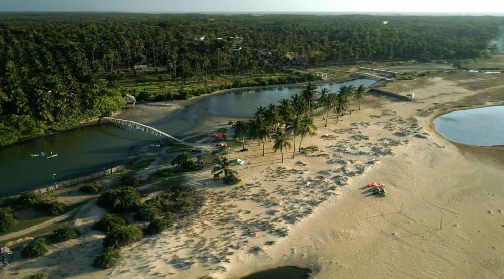 kitesurfinglanka kalpitiya kite school resort