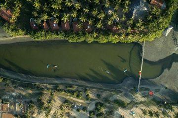 Kitesurfinglanka kite school resort