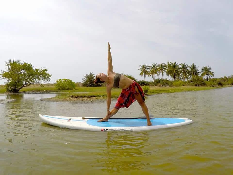stand up paddle boarding kalpitiya sri lanka