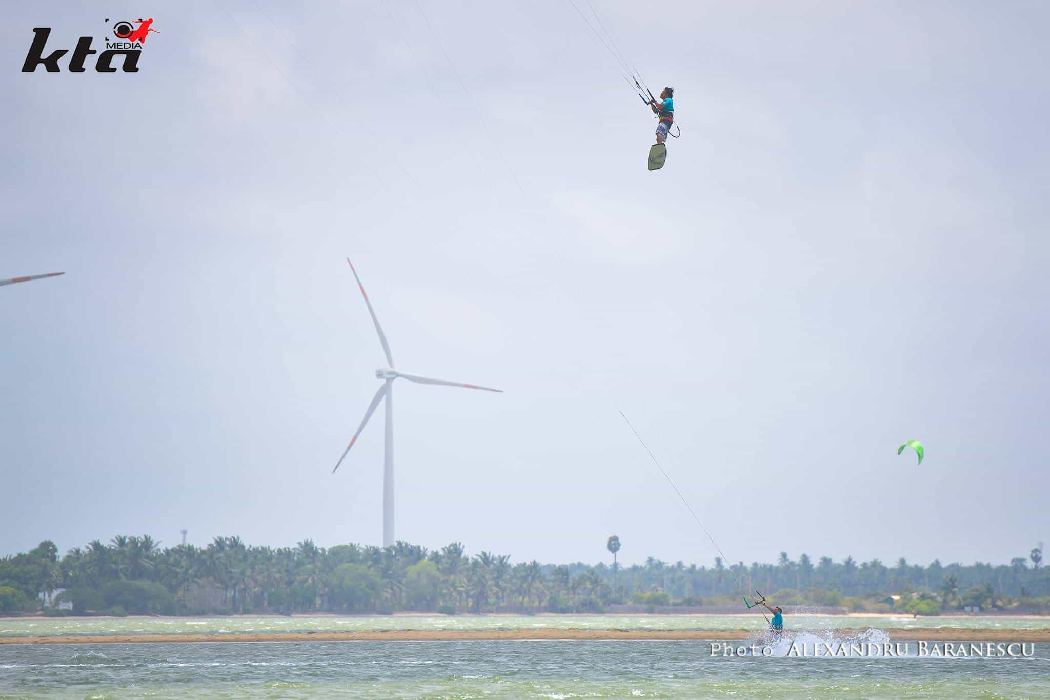 kitesurfing kalpitiya windmill