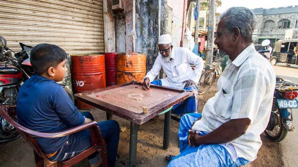 kalpitiya street life
