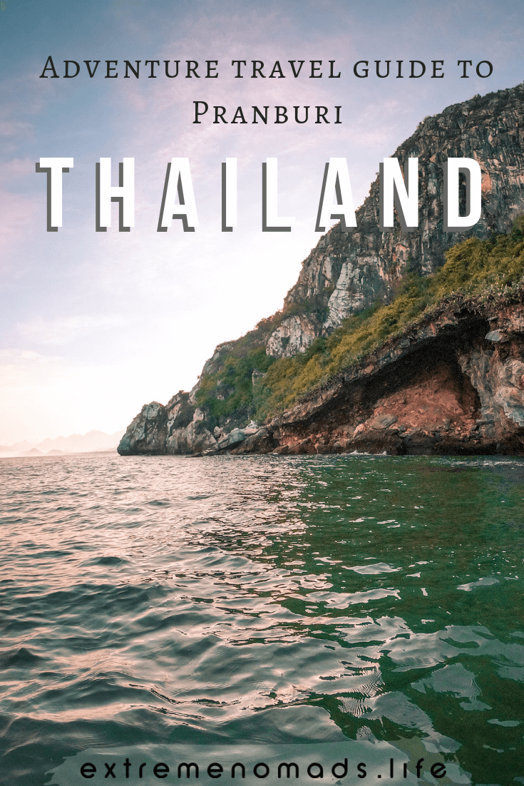 Complete travel guide to Pranburi, Thailand (from a local!). Discover the best Pranburi beaches, fun things to do in the area, the best adventure activities, plus our pick of the top Pranburi resorts and villas to stay in. #pranburi #thailand #travel