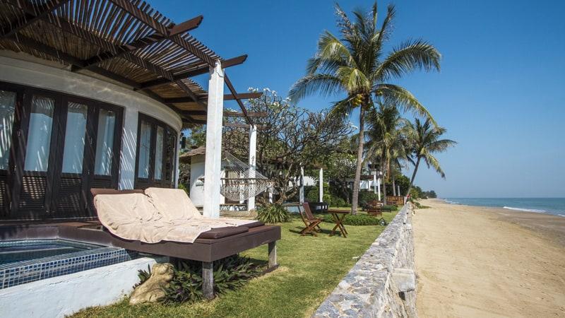 aleenta hotel pranburi beach