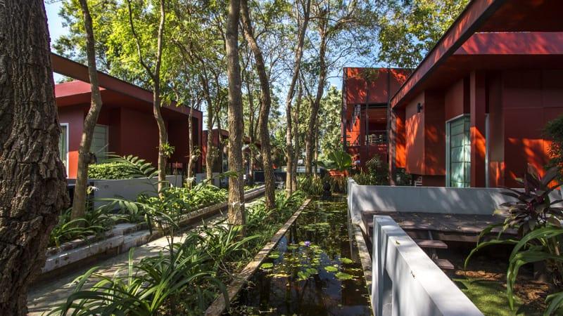 foresta hotel pranburi