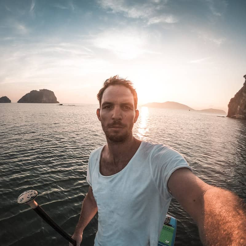 jim thirion suping thailand stand up paddle