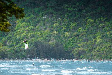 kitesurfing pranburi khao kalok
