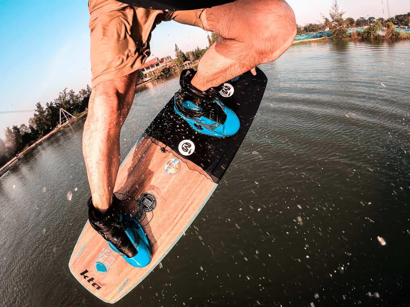 Wakeboard-Pakete Freigabe