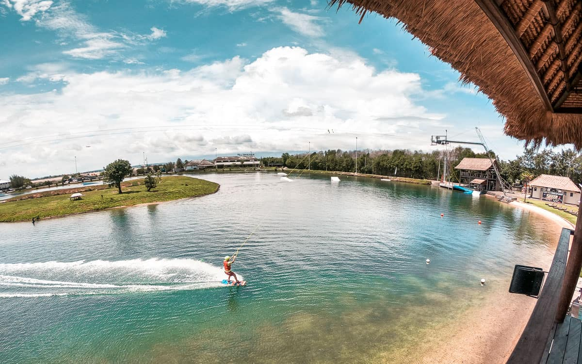 Learn How To Wakeboard The Easy Way: At Your Nearest Cable Park