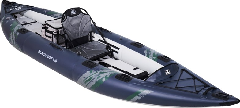 performance inflatable fishing kayak